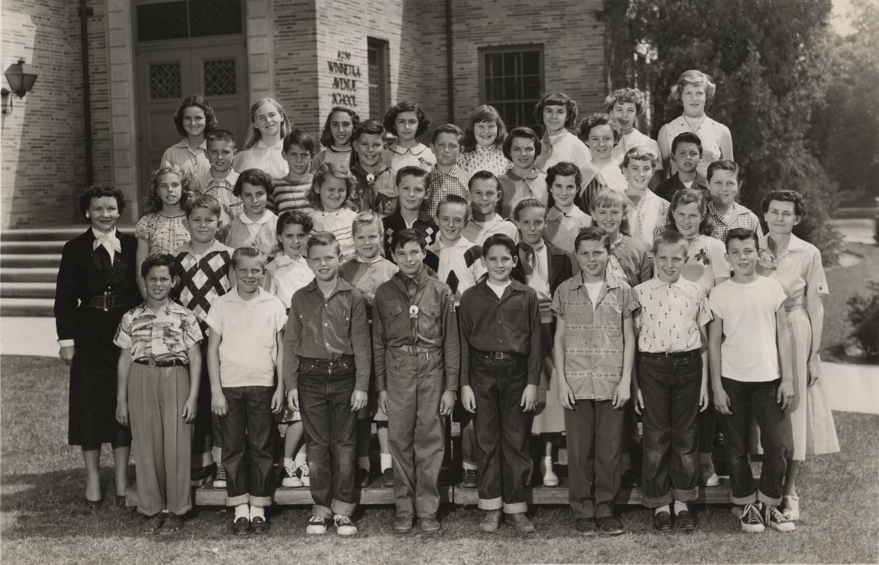 Cleveland High School Class Of 61 Elementary And Jr Hi